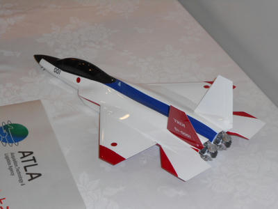 ATD-X,ステルス戦闘機航空自衛隊F-X,F-3,新型戦闘機,第五世代戦闘機,心神,ウェポンリリース,推力偏向ノズル,