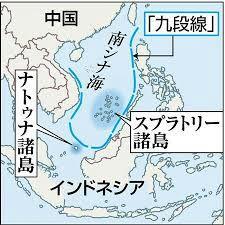 インドネシア,インド,日本,ベトナム,フィリピン,人工島,中国軍,自衛隊,尖閣,領土,南沙諸島,南シナ海,スプラトリー諸島