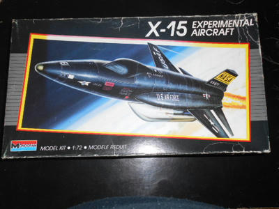 XF-85,ゴブリン,specialhobby,初飛行,ノースロップ,YB-49,ダグラス,スカイロケット,Revell,ベル,X-1,X-3,スティレット,SR-71,ロッキード,ノースアメリカン,X-15monogram,コンベア