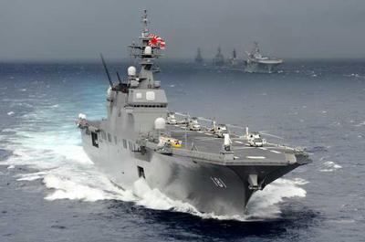 海自,護衛艦,いせ,ベトナム,フィリピン,南シナ海,インド,台湾,米海軍,南シナ海,共同訓練,韓国
