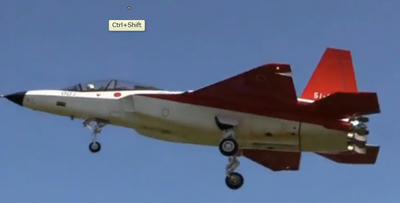 X2,ATDX,翼面荷重,初飛行,成功,岐阜,ステルス戦闘機,航空自衛隊,FX,F3,新型戦闘機,第五世代戦闘機,心神,ウェポンリリース,推力偏向ノズル,三菱
