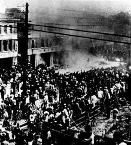 国民党,虐殺,228事件,外省人,本省人,台湾人,衝突,1947年,2月28日,二二八事件,漢奸,蒋介石,