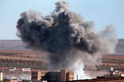 ロシア軍,攻撃機,シリア,アメリカ,基地,爆撃,CIA,ヨルダン,スホーイ