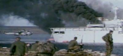フォークランド紛争,英国,アルゼンチン,マルビナス諸島,SAS,エグゾセ,離島,尖閣