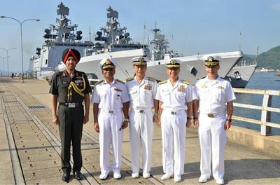 India,インド,阿克賽欽,AksaiChin,ブラモス,中国海軍,南シナ海,ASEAN,日本,アメリカ
