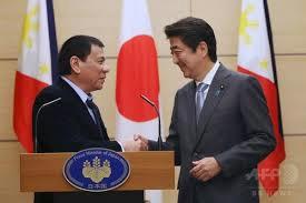 フィリピン,ドゥテルテ大統領,イメージ戦略,日本,中国,南シナ海