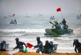 中国軍,米国,トランプ,南シナ海,人工島,Taiwan,台灣,韓国,北朝鮮,青瓦台,マティス