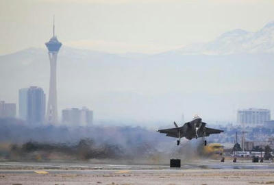 F35A,REDFLAG,空自,ステルス戦闘機,ロッキード,第五世代機,レッドフラッグ,空戦,ライトニングII