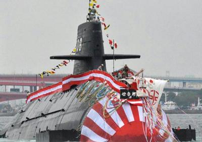 海自,護衛艦,いずも,南シナ海,せきりゅう,そうりゅう,川崎重工,潜水艦,防衛省,艦艇