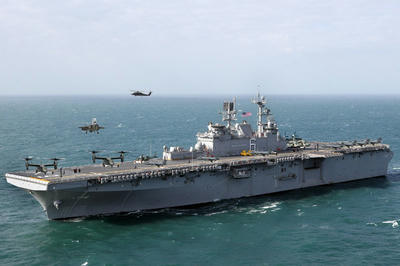 フォレストライト,水陸機動団,日米共同訓練,陸自,オスプレイ,演習 ,米海兵隊,オスプレイ揚陸強襲艦,アメリカ級