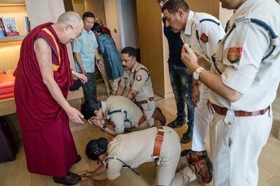Tibet,台北,台湾,DalaiLama,ダライラマ,日本台湾交流協会,インド,民主化,人権,HumanRights,グワハティ,日台