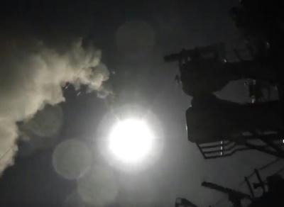 トマホーク,シリア,米国,トランプ,弾道弾,攻撃 ,爆撃,兵器,ミサイル,防衛,敵基地攻撃,北朝鮮,中国,戦争