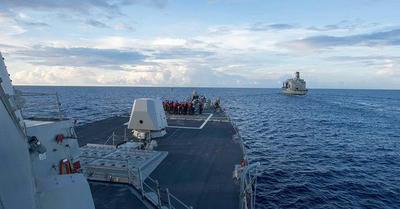 航行の自由作戦,南沙諸島,トランプ,中国海軍,南シナ海,要塞島,米海軍,スプラトリー諸島,沖縄,フィリピン,台湾,資源