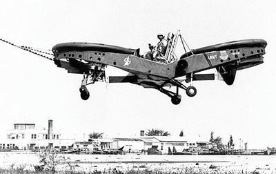 空飛ぶ車,エアジープ,開発,Airgeep,米軍,トヨタ,エアバス,アブロカー,VTOL,マシン,VZ1,VZ6,VZ7,VZ8,VZ9,
