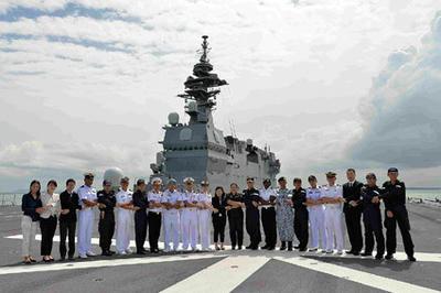 いずも,DDH,護衛艦,米空母,ロナルドレーガン,ASEAN,自衛隊,中国,共同訓練,イージス艦,フィッツジェラルド,事故,ベルヌーイ