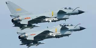 米軍機,台湾海峡,中ロ,共同訓練,偵察機,EP3,中国軍,J10,戦闘機,宮古島バルト海,防衛,艦船,艦隊,戦艦
