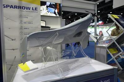 UMEX2018,Piaggio,ハンマーヘッド,UAV,フュリー,ロッキード,ドローン,ロボット,未来,乗り物,技術,科学,