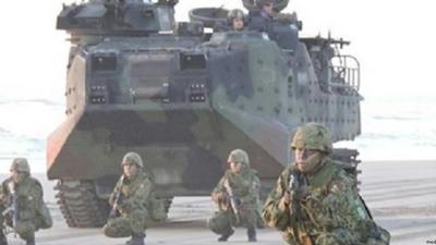 陸上総隊,陸上自衛隊,機動師団,水陸機動団,機動戦闘車,即応機動連隊,陸自,軍事,戦車,乗り物,防衛,