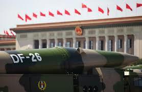 DF26,東風26,弾道弾,核弾頭,米国,グァム,グアムキラー,バヌアツ,アンダーセン基地,