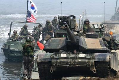 軍事行動,米朝会談,在韓米軍,中国軍,平壌,寧辺,核施設,米軍,トマホーク,爆撃,軍事オプション,ミサイル,韓国,半島,戦争,乗り物,
