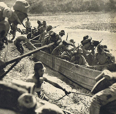 救助,ケ号作戦,歴史,戦史,WW2,太平洋戦争,帝国陸軍,ガダルカナル,日本軍,米軍,海軍,乗り物,船,駆逐艦,雪風,高雄,