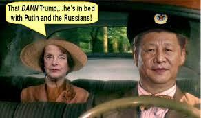 カリフォルニア,移民,国家機密,工作,工作員,中国人,スパイ,プロ市民,ラッセルロウ,ファインスタイン議員,移民,