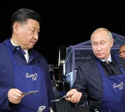 上海株,株式,安値,株価,ゾンビ企業,ロシア,平和条約,ウラジオストック,