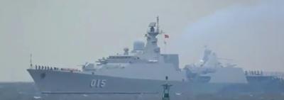 英国海軍,艦艇,アーガイル,海自,フランス海軍,ソンム,JMSDF,JASDF,B52,南シナ海,韓国,米軍,軍事訓練,