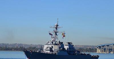 米海軍,駆逐艦,日本,EEZ,中国海軍,ブイ,侵略,領土,領海,海軍,戦艦,巡洋艦,乗り物,船,海,