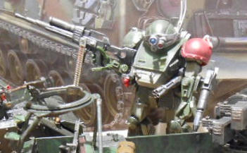 外骨格,パワードスーツ,二足歩行型兵器,ロボット,戦争,軍事,ミリタリー,戦車,戦車戦,