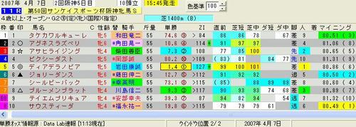 阪神牝馬S印