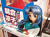 朝倉涼子フィギュア発売 「笑顔」と「ナイフ」と「ふともも」と