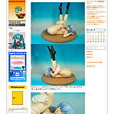 hobby - toy - web: 竜人作 脱衣補完計画 綾波レイ REI AYANAMIを今頃紹介してみる