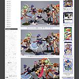 シュラキ トリニティBOX-05 リゼ 発売「第一期シリーズ完結!5人並べてみた」
