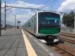 新型電車「アキュム」