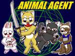 「ANIMAL AGENT」イメージイラスト