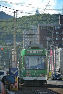 札幌市電 路面電車8000形