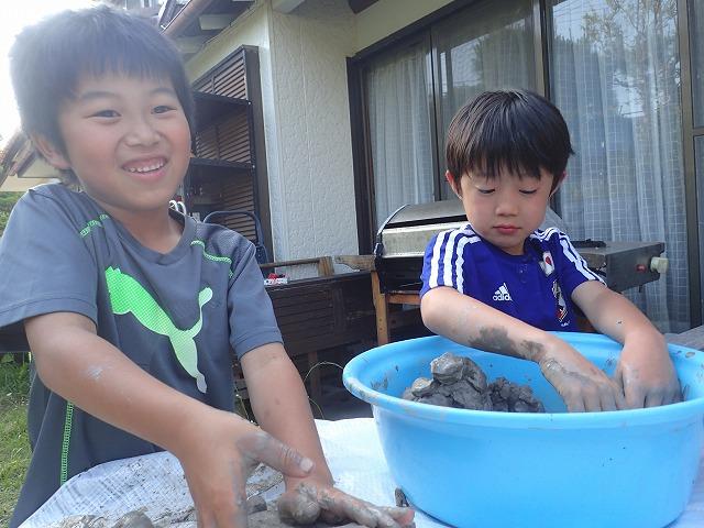 TIDEPOOL 「かたち」 水粘土で自由に作ろう!