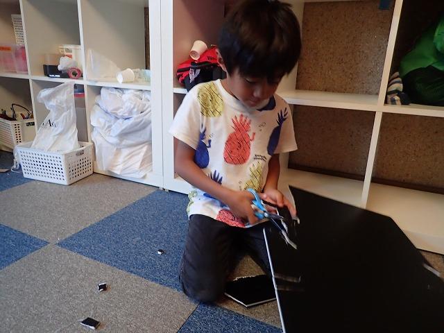 TIDEPOOL「かたち」 ハロウィン衣装と小物作り
