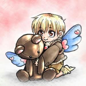 小さな天使