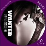 wanted アンジェリーナジョリー / LALA自作DVDジャケット