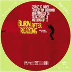 BURN AFTER READING / LALA自作DVDジャケット