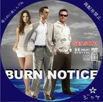 BurnNotice 元スパイの逆襲 / LALA自作DVDジャケット