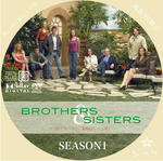 ブラザーズ アンド シスターズ シーズン1 / LALA自作DVDジャケット