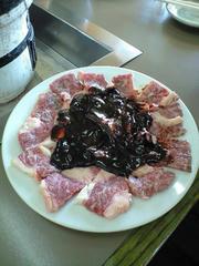 脇田屋の肉