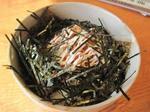 越後秘蔵麺 無尽蔵 箕面屋の鮭マヨ丼
