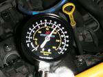 マツダ(ユーノス)ロードスターNA6CEのエンジンの圧縮力チェック