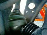 ホンダトゥデイJW2Gのドライブシャフトブーツ交換