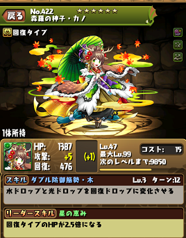 森羅の神子・カノ