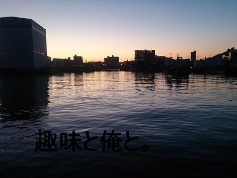兵庫突堤Fポイント